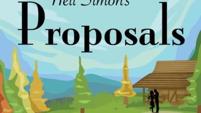 "Charlotte Players presents Neil Simon's ""Proposals"""