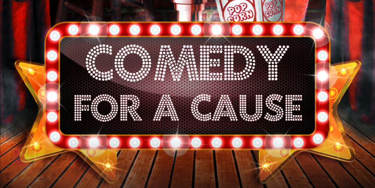 Comedy for a Cause 2021